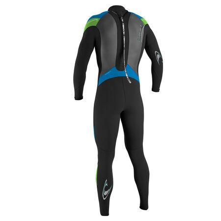 Hammer back zip 3/2mm full wetsuit