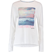 Rocky point l/slv t-shirt