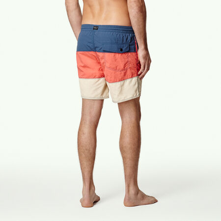 Cross Step Swimshort