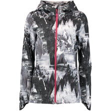 Mountain Print Softshell Jacket