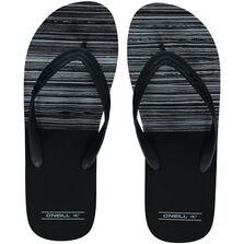 Profile Marble Flip flops