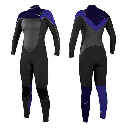 Psychotech f.u.z.e. 4/3mm full wetsuit womens