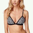 M&M Padded Triangle Bikini Top
