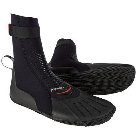 Heat 3mm round toe boot