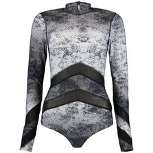 Active Long Sleeve Swimsuit