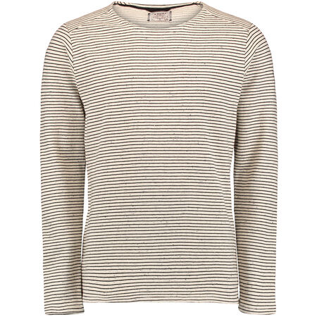 Legacy stripe sweatshirt