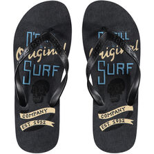 Profile Graphic Flip Flop