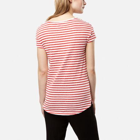 Stripe Script T-Shirt