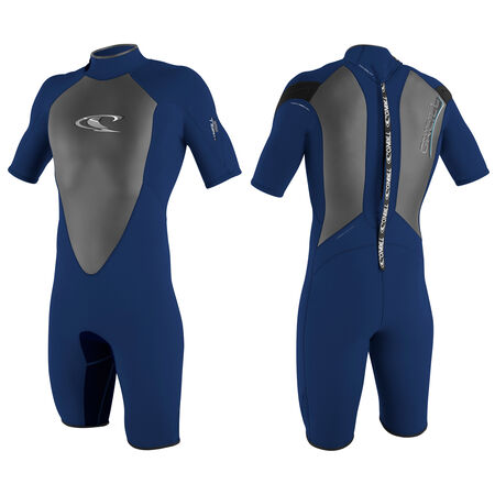 Hammer back zip 2mm spring wetsuit