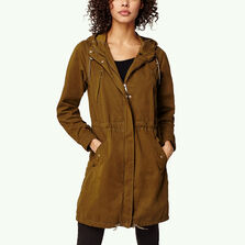 Relaxed Parka