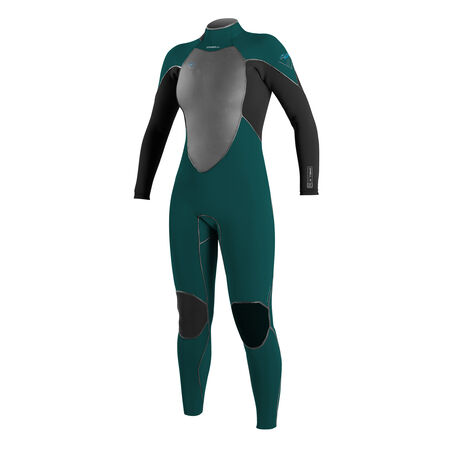 Psychofreak zen zip 5/4mm full wetsuit womens