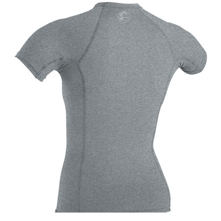 Hybrid skins short sleeve crew womens
