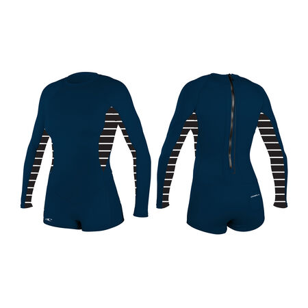 Skins long sleeve surf suit womens