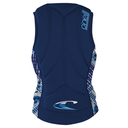 Slasher comp vest womens