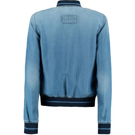 Tencel Bomber Jacket