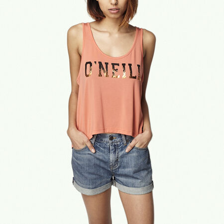Active Cropped A Line Tanktop