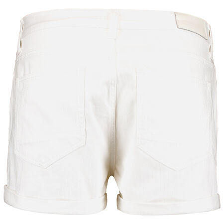 Boyfriend White Short