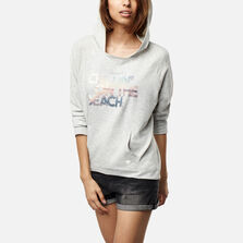 Leisure Time Over The Head Hoodie