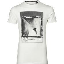 Framed Hybrid T-Shirt