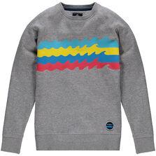 Wave after wave sweatshirt