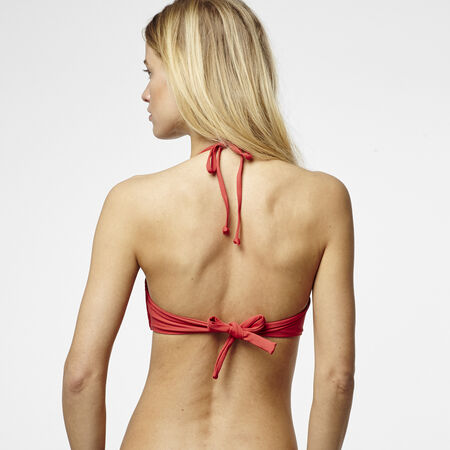 Solid Molded Wire Bikini Top