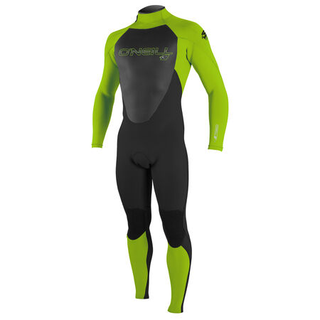 Epic 3/2mm back zip full wetsuit youth