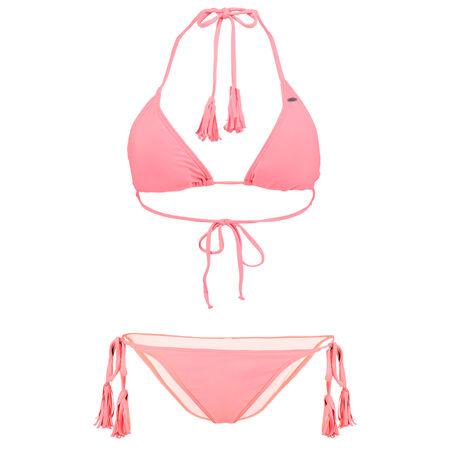 Solid Triangle Bikini
