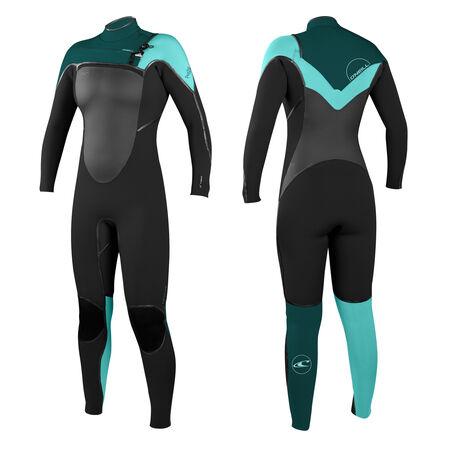 Psychotech fuze 3/2mm full wetsuit womens