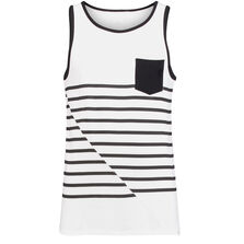 Cut & Sew Tank Top