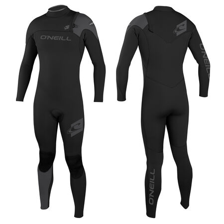 Hyperfreak 5/4mm comp zipless full wetsuit