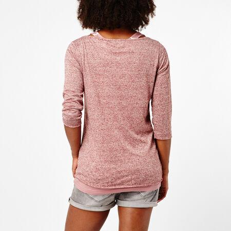 Double Up Longsleeve T-Shirt