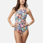 Reversible High Neck Swimsuit
