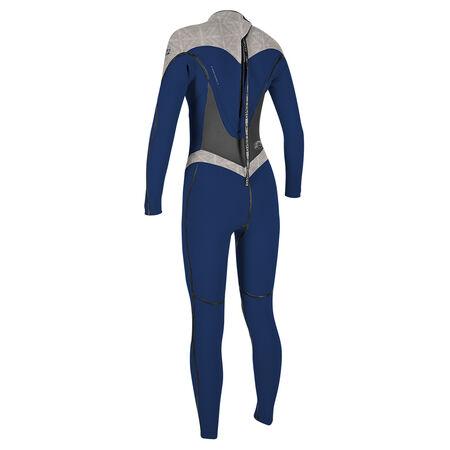 Flair zen zip 4/3mm full wetsuit wm
