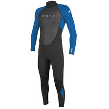 Reactor ii 3/2mm back zip full wetsuit youth
