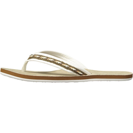 Natural Strap Flip Flop