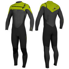 Superfreak f.u.z.e. 4/3mm full wetsuit
