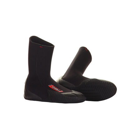 Epic 5mm round toe boot