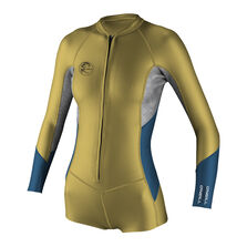 O'riginal 1mm long sleeve short spring wetsuit wom