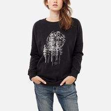 Peaceful Pines Sweatshirt