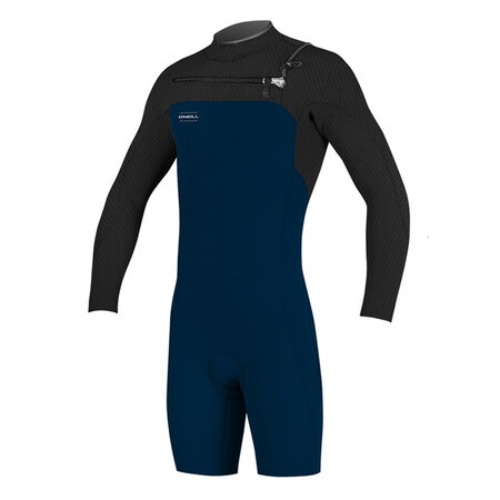 Hyperfreak 2mm chest zip long slv spring wetsuit