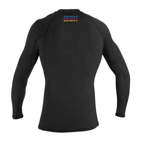 Skins graphic long sleeve crew
