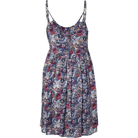 Pacific Grove Print Dress
