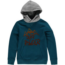 Surf The Powder Hoodie