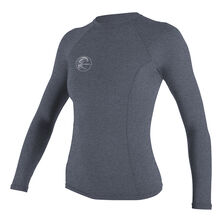 Hybrid skins long sleeve crew womens