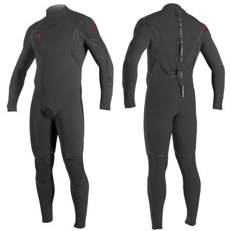 Psycho one z.e.n. zip 3/2mm full wetsuit