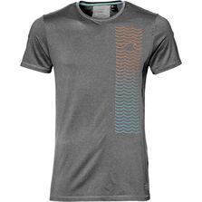 Shoreline hybrid t-shirt