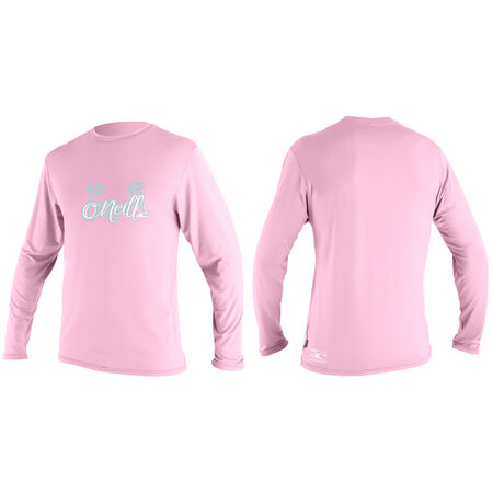 Skins long sleeve rash tee toddler girls