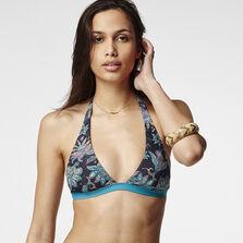 Paisley Halter Bikini Top