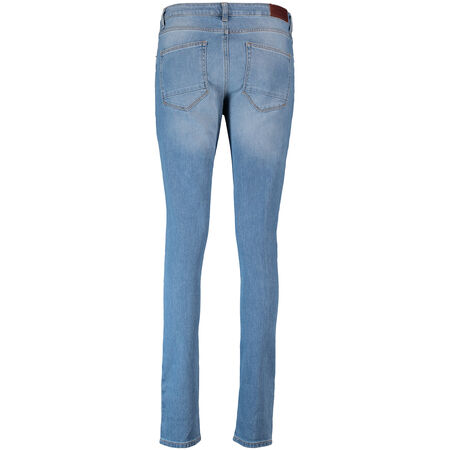 Slim fit denim pants