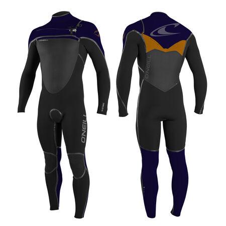Psychotech f.u.z.e. 3/2mm full wetsuit